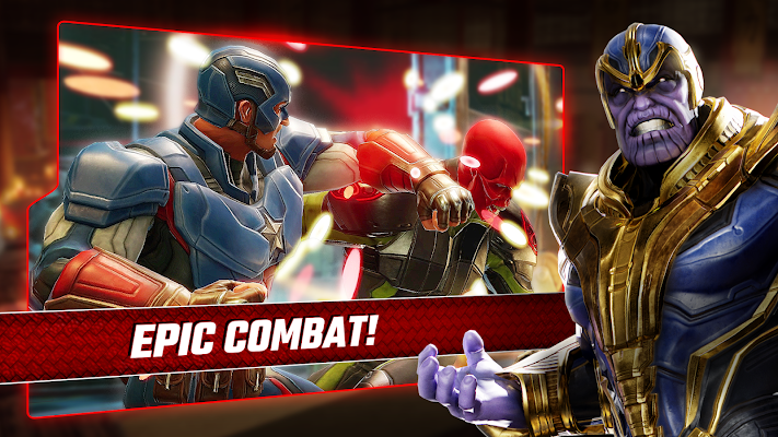 MARVEL Strike Force Screenshot Image