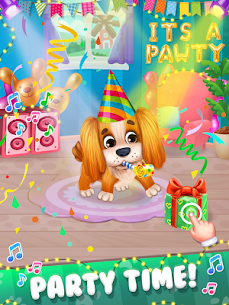 Talking Puppy – My Virtual Pet 1.0.2 APK + MOD Download 1