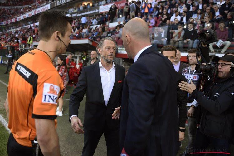 """Preud'homme erg realistisch na nederlaag: """"Het zou een wonder zijn moest je voor Genk of Club eindigen"""""""