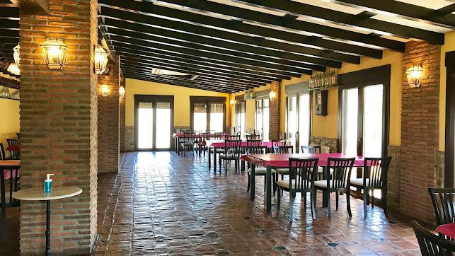 Salón del restaurante.