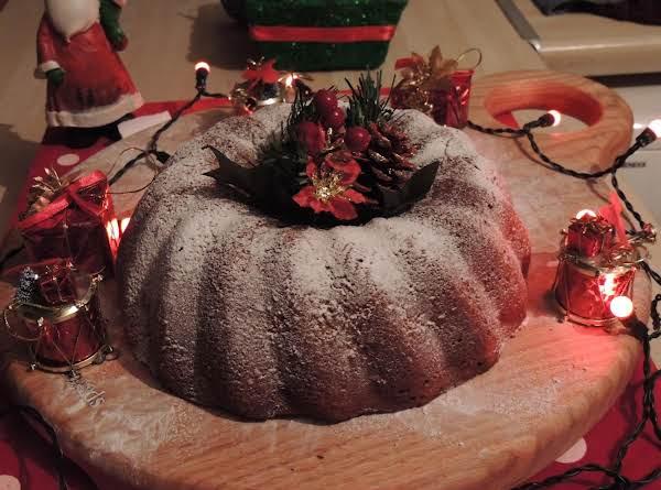 A Very Special Vanilla Cake