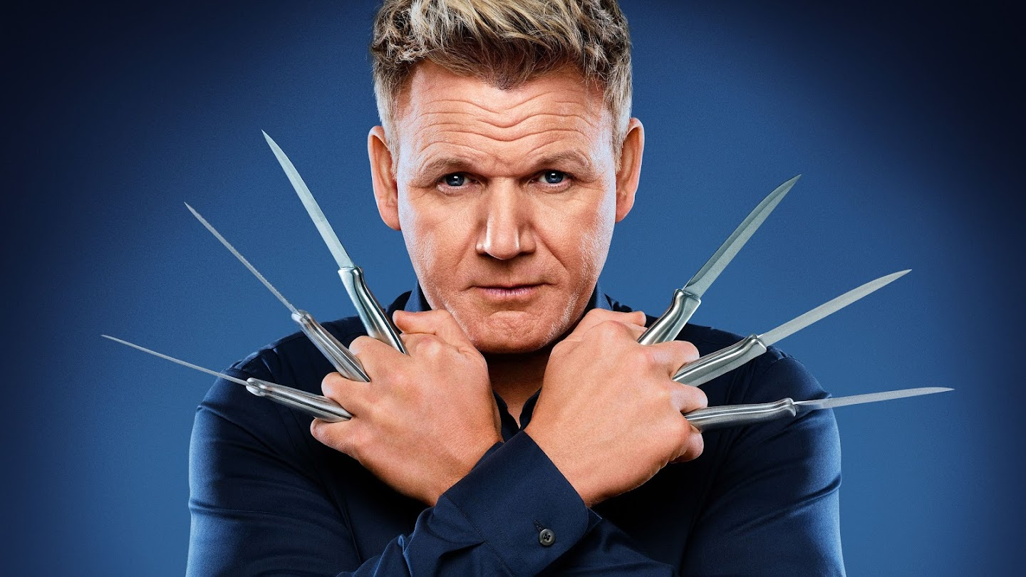 Watch Gordon Ramsay's 24 Hours to Hell and Back live