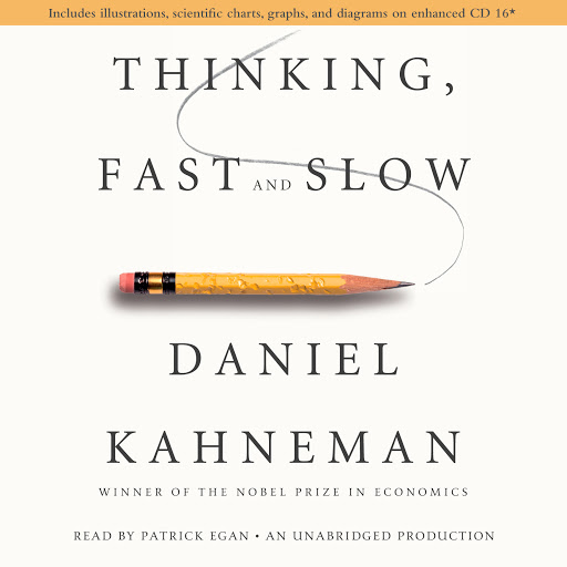 Thinking, Fast and Slow by Daniel Kahneman - Audiobooks on Google Play