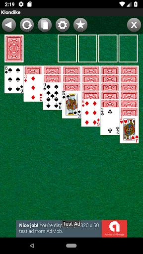 Klondike  {cheat|hack|gameplay|apk mod|resources generator} 1