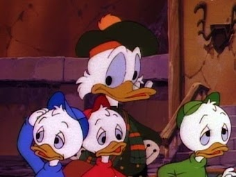 The Curse Of Castle Mcduck