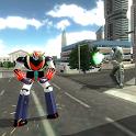 3D Robot Wars icon