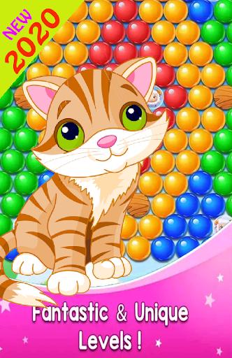 Bubble New Cat android2mod screenshots 3