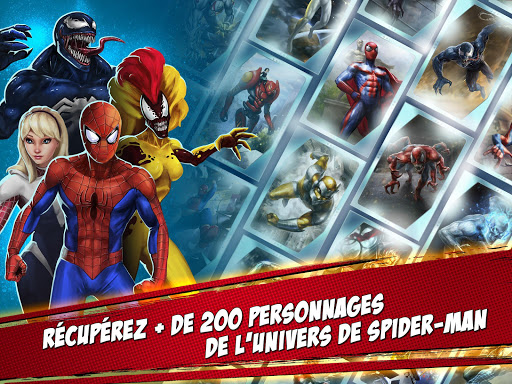 MARVEL Spider-Man Unlimited  captures d'écran 3