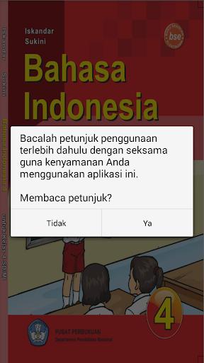Buku Bahasa Indonesia 4 SD  screenshots 2