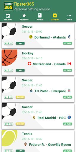 Tipster365 Programos (APK) nemokamai atsisiųsti Android/PC/Windows screenshot