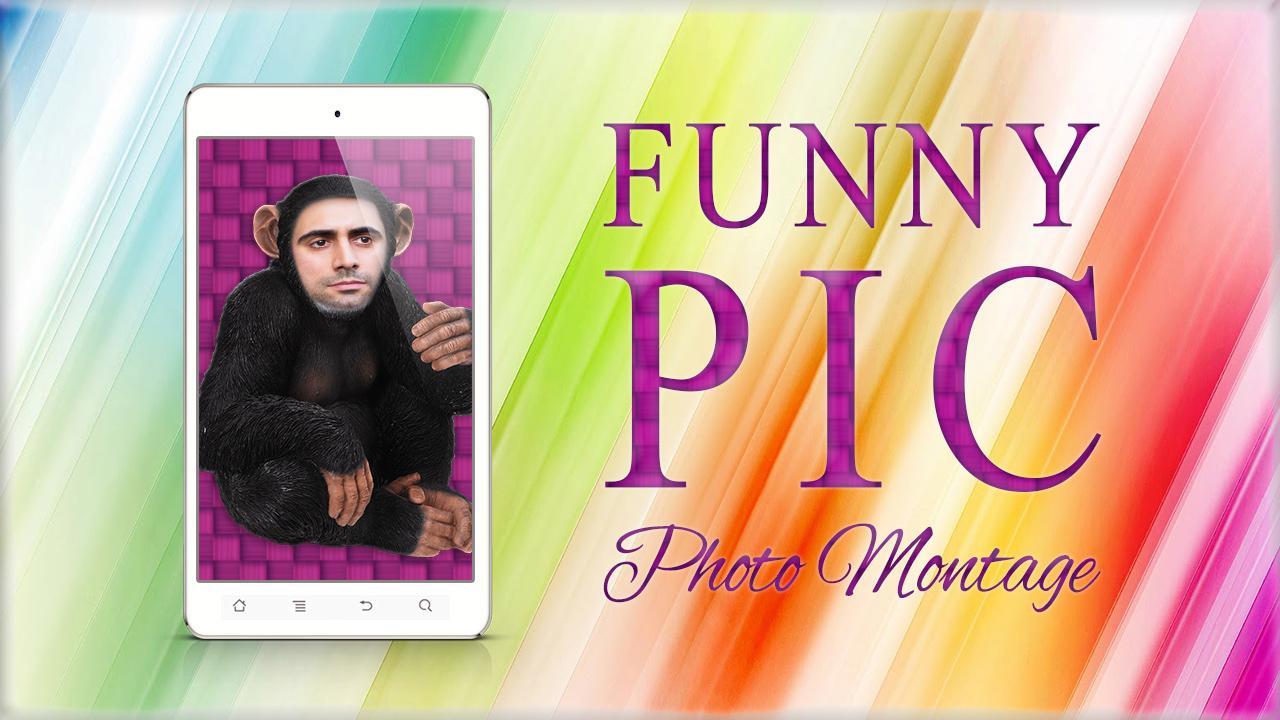 Gambar Lucu Foto Montase Apl Android Di Google Play