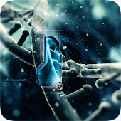Nano DNA Live Wallpaper