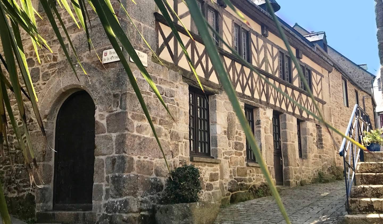 Maison avec terrasse Moncontour de bretagne