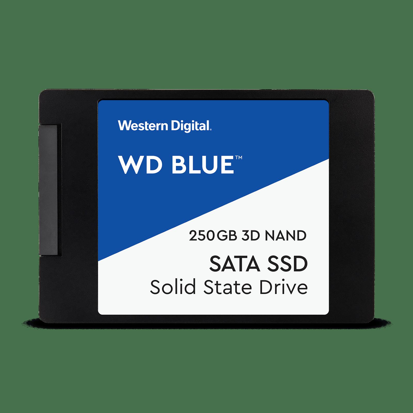 "WD Blue™ SATA SSD 2.5""/7mm cased   Western Digital Store"