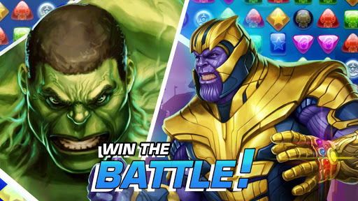 MARVEL Puzzle Quest: Join the Super Hero Battle! screenshots 12