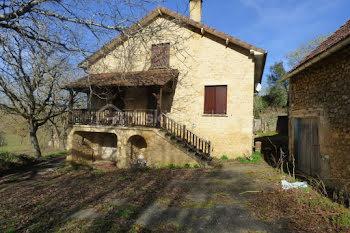 ferme à Saint-Cirq-Madelon (46)