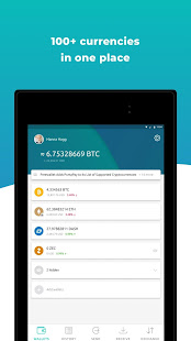 Freewallet – Secure Cryptocurrency Wallet for PC / Windows 7