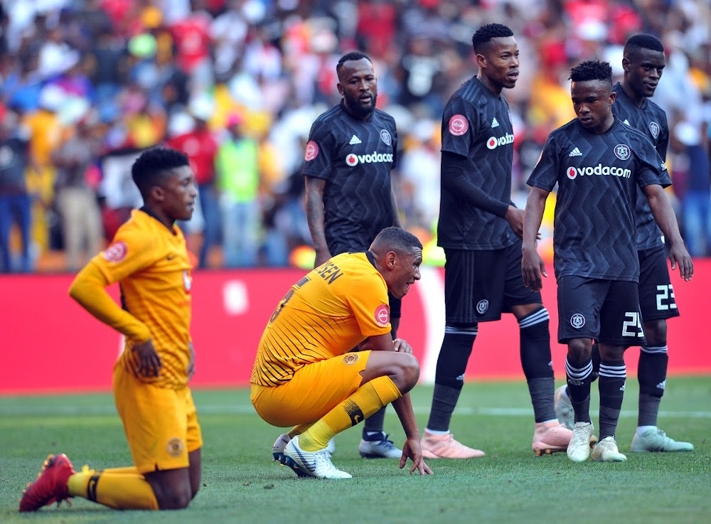 History favours Kaizer Chiefs over Orlando Pirates in the TKO semis