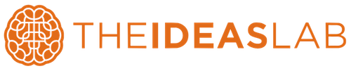 ideas lab logo orange