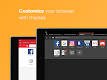 screenshot of Opera with free VPN