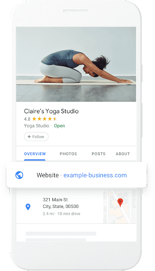 Get Your Business Online With Google - Google for Small Business