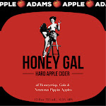 Adams Apple Honey Gal Cider