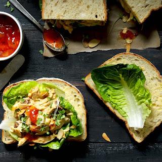 Coronation Chicken Sandwich Recipe