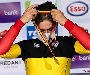 Wout van Aert gaat voor allereerste keer in carrière crossen in Belgische tricolore