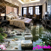 Bedroom 3D Floor Design