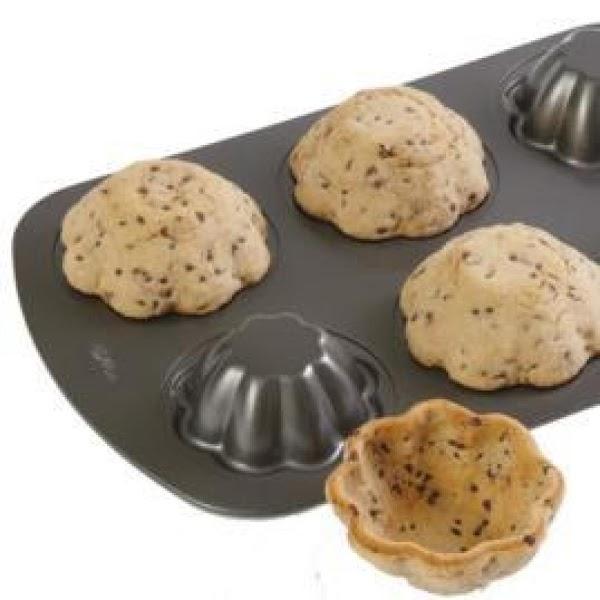 Mini Cookie Bowls Recipe
