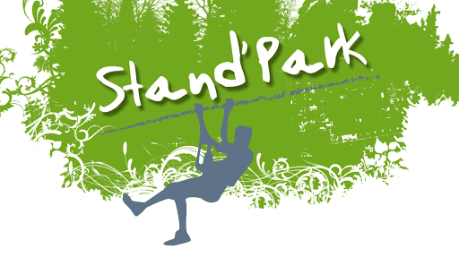 Stand park Accrobranche