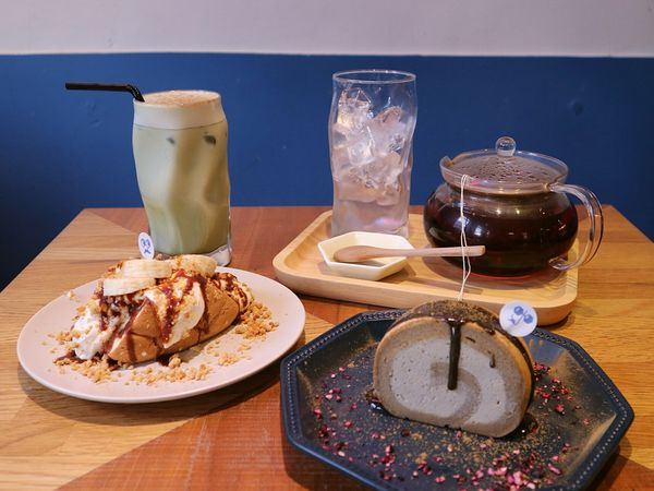 l Taipei-小篇文攝食 l 呷滴 Jia Dee -各種甜點蛋糕~甜點控必來吃的店