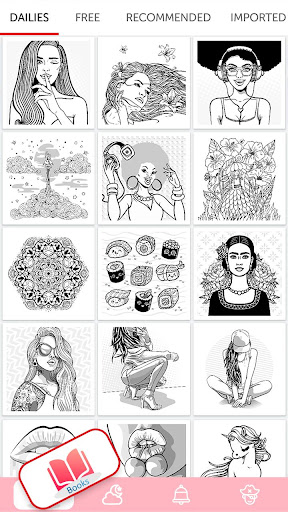 Color by Number - New Coloring Book 8.0 androidappsheaven.com 20