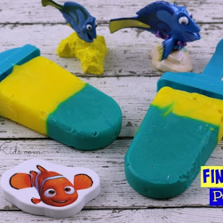 Finding Dory Pudding Pops