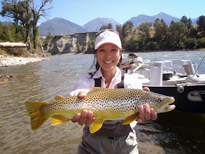 Photo: Mad River Outfitters- Montana Trips to the Slide Inn