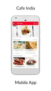 Cafe India World Cuisine - náhled