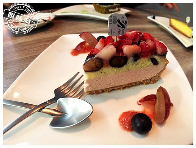 鱷魚小姐野莓乳酪塔