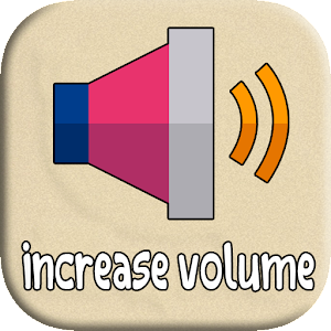 increase volume for android : any place in phone for PC
