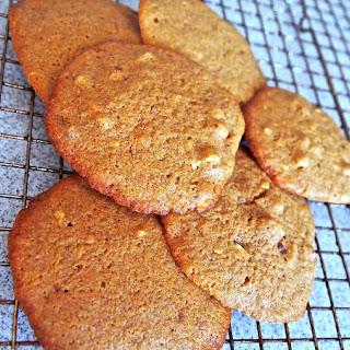 Soft n' Chewy Chai Spiced Oatmeal Cookies.