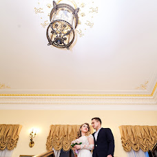 Wedding photographer Anna Berezina (annberezina). Photo of 22.01.2018