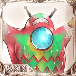 壊獣スキン
