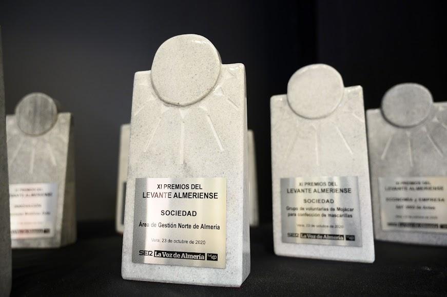 Detalle de los premios que LA VOZ ha entregado por noveno año.