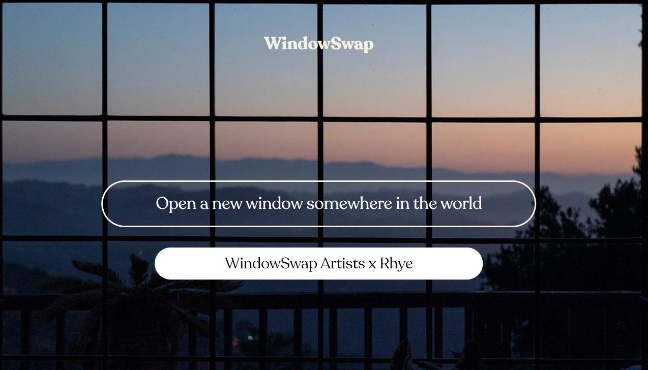 s'évader avec WindowSwap