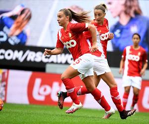Triplé d'assists: quand Davinia Vanmechelen écoeure Zulte Waregem
