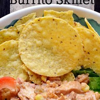 Creamy Burrito Skillet