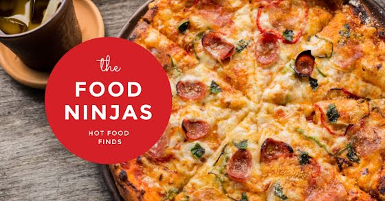 Food Ninjas Pizza - Facebook Event Cover Template