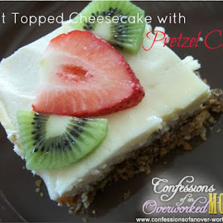Fruit Topping Cheesecake Recipes.