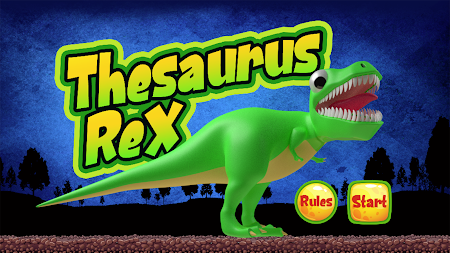 Thesaurus Rex APK screenshot thumbnail 1
