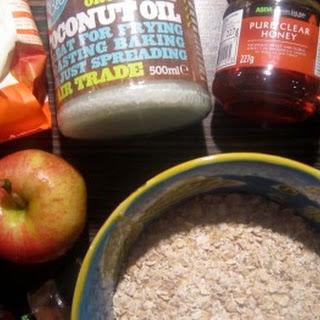 Oat & Apple Breakfast Bars
