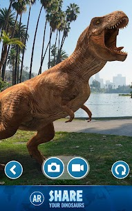 Jurassic World™ Alive 1.2.29 MOD (Unlimited Battery/VIP) 5
